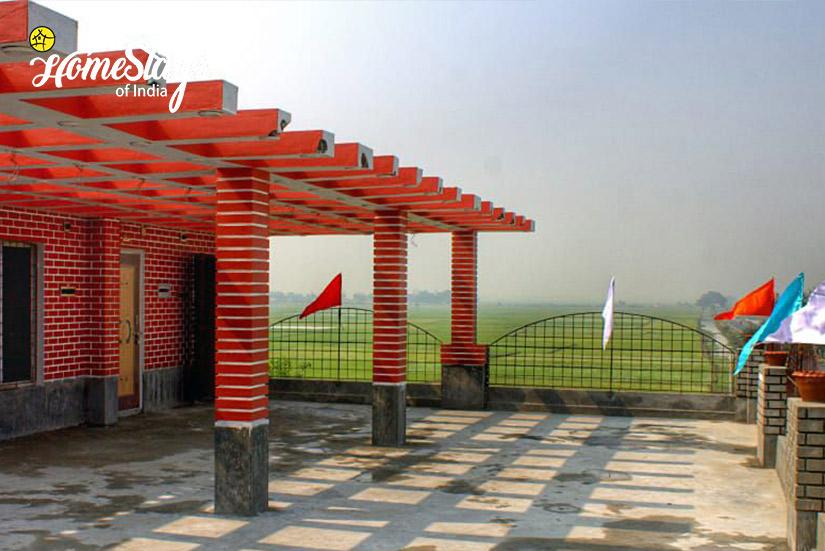 Terrace_Singi Homestay