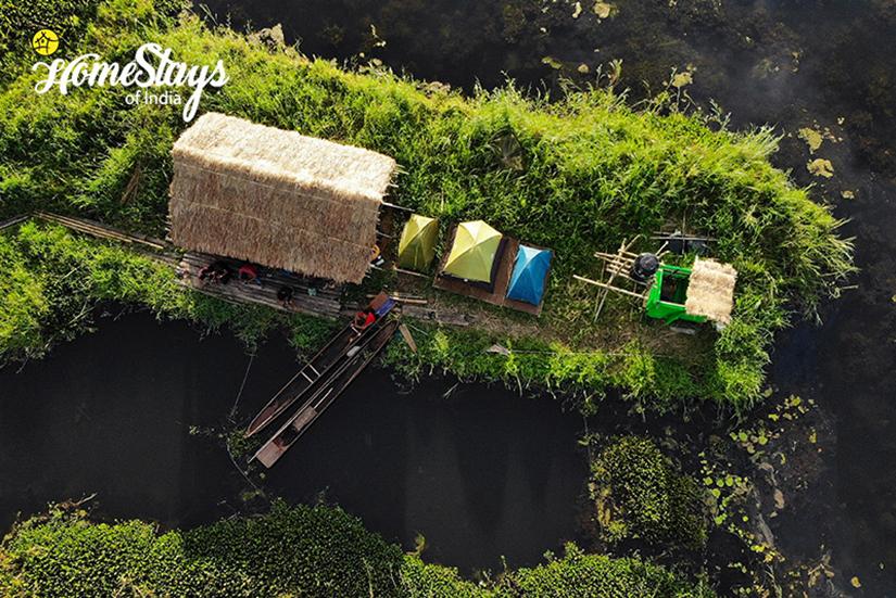The-Homestay_Loktak Lake-Manipur