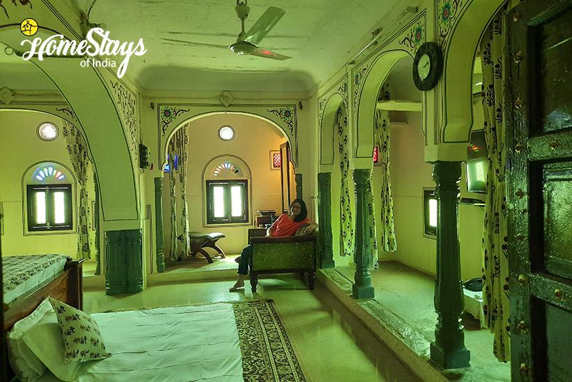 The King's Suite_Lotwara Heritage Homestay