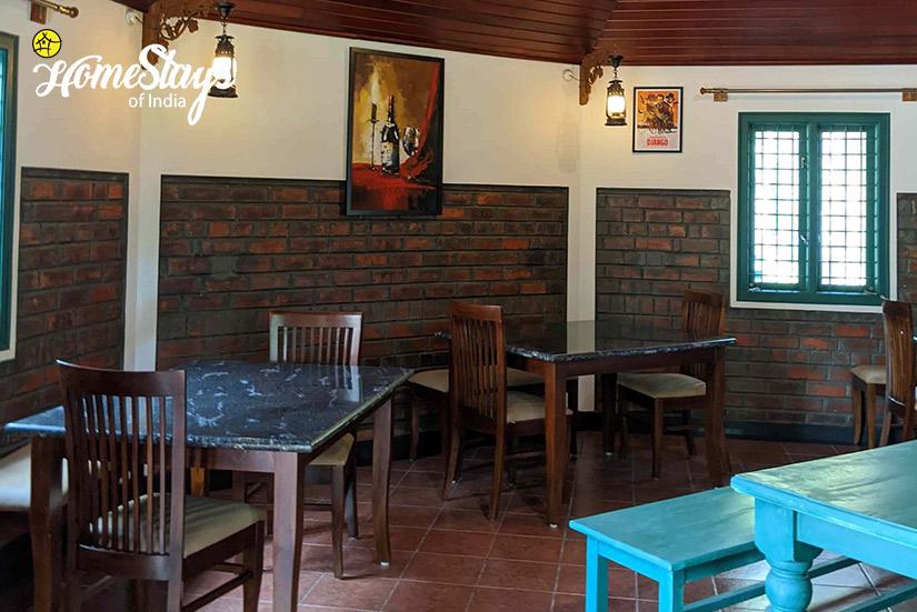 The-Restaurant_Mugathihalli-Homestay-Chikmagalure
