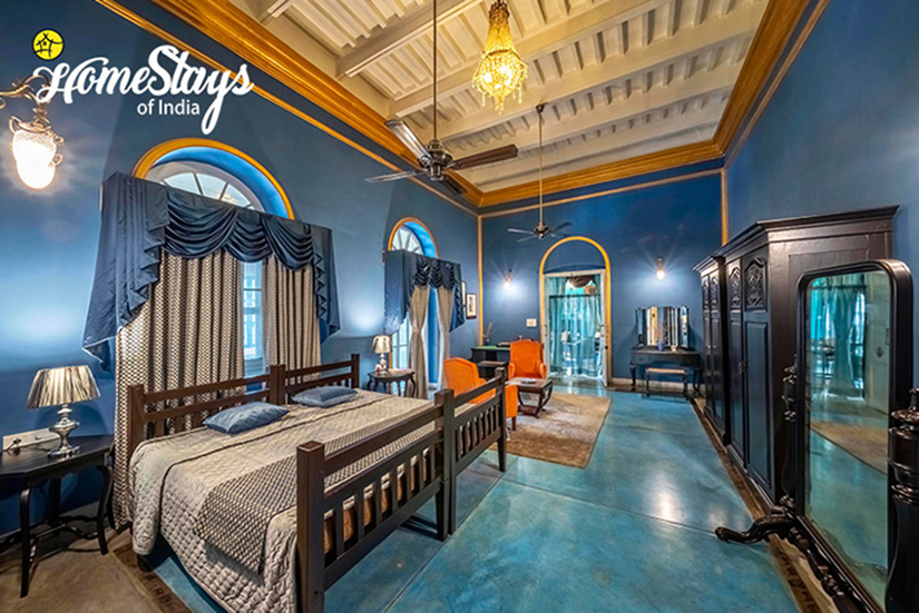 The Shah Suit_House of Mayurbhanj