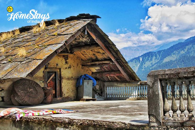 The-Terrace_Raithal Homestay-Uttarkashi