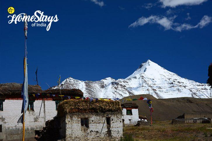 The Village_Langza Homestay-Spiti