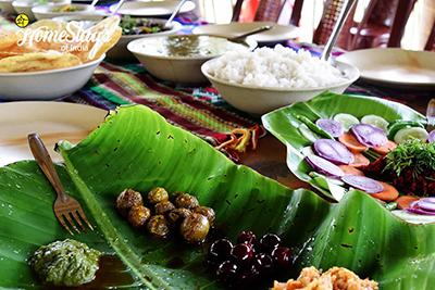 Traditional Food_Jaramukhuria-Homestay, Chandubi