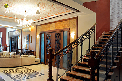 Upstair_Minto-Park-Homestay-Kolkata