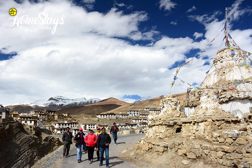 Village-Walk_Kibber-Homestay-Spiti