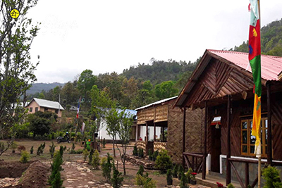 Village_Dhajea Village Homestay-West Bengal