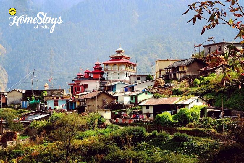 Village_Raithal Homestay-Uttarkashi