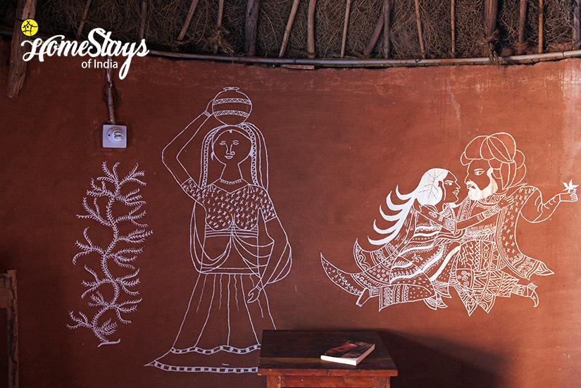 Wall-Painting_Salawas-Homestay-Jodhpur