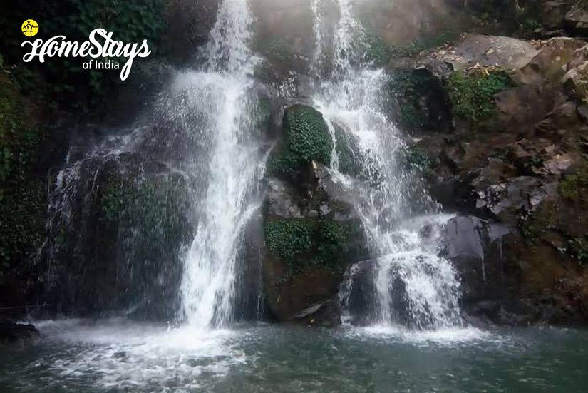 Waterfall2_Jaramukhuria-Homestay, Chandubi