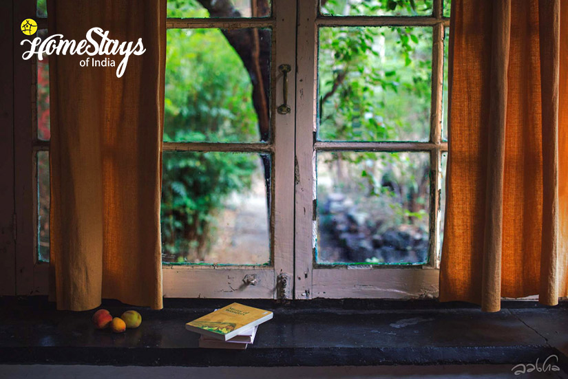 Window-Bhimtal Heritage Homestay