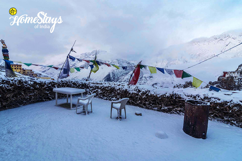 Winter1_Dhankar-Homestay-Spiti