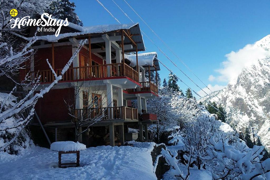 Winter2_Bandal Homestay-Tirthan