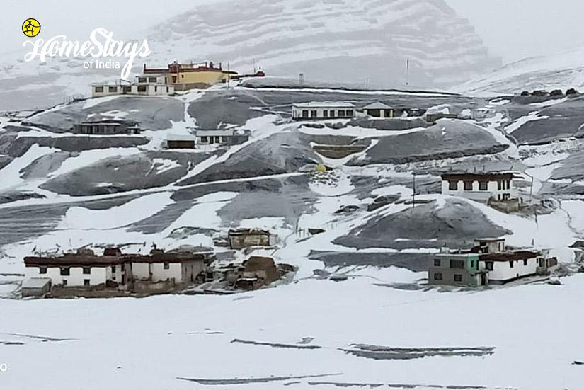 Winter2_Langza Homestay-Spiti