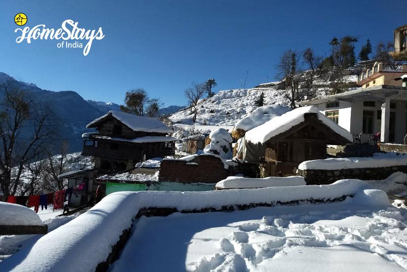 Winter2_Raithal Homestay-Uttarkashi