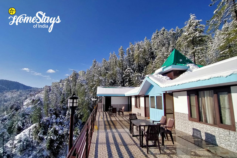 Winter4_Jagoti Homestay-Mashobra