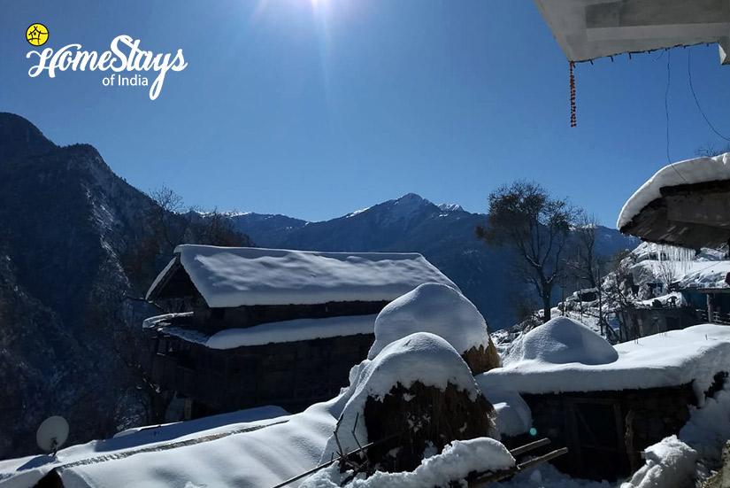 Winter4_Raithal Homestay-Uttarkashi