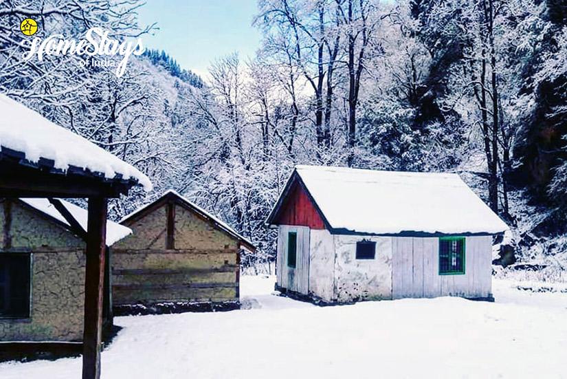 Winter_Ropjani Homestay-Tirthan