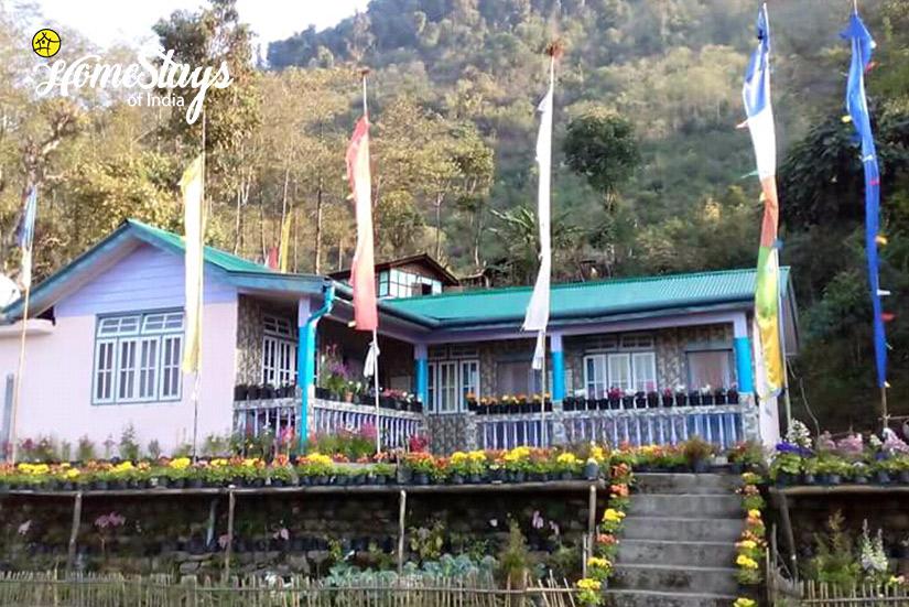 Yuksom Homestay-Sikkim