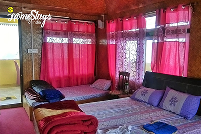 BedRoom1_Martam-Homestay-West-Sikkim