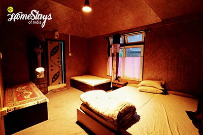 BedRoom3_Martam-Homestay-West-Sikkim