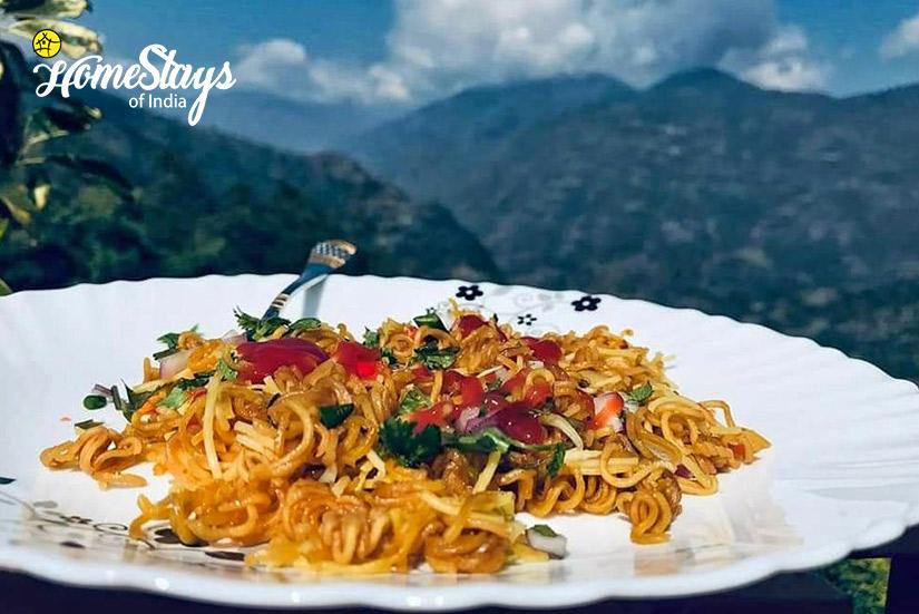 Chowmein_Martam-Homestay-West-Sikkim