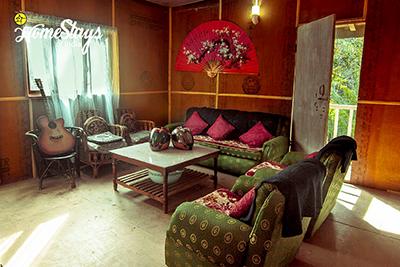 Common-Room_Ahladara Homestay-Namchi