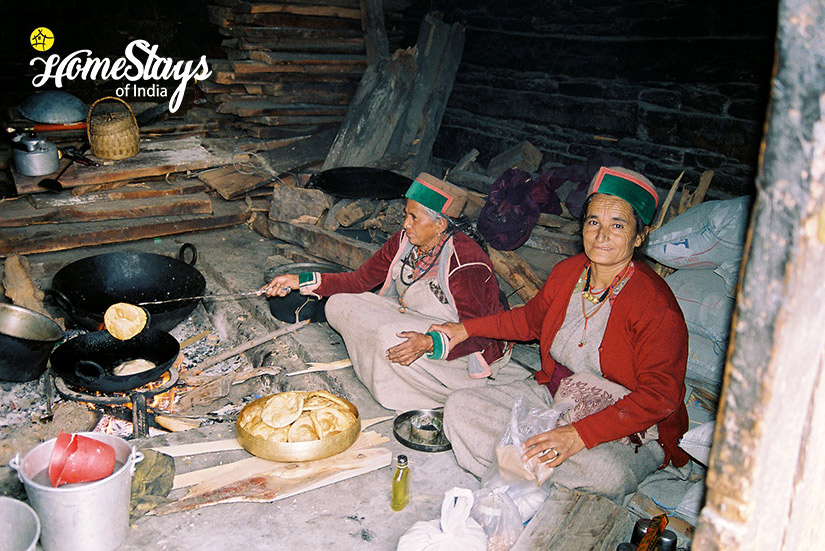 Cooking_Hoi Trips-Explore Kinnaur