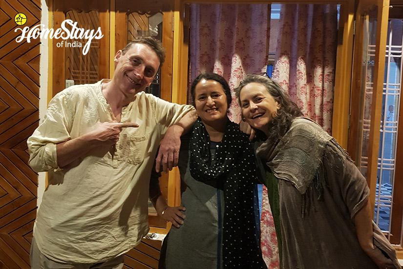 Happy Guest2_Gangori Homestay, Uttarkashi