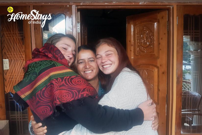 Happy Guest_Gangori Homestay, Uttarkashi