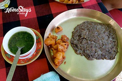 Local-Dish_Martam-Homestay-West-Sikkim