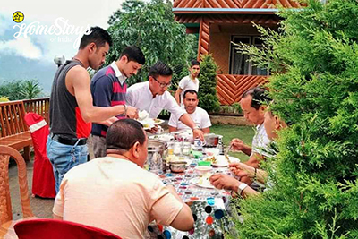 Lunch_Martam-Homestay-West-Sikkim