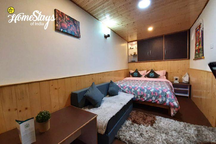 BedRoom1_TungSung Homestay-Darjeeling