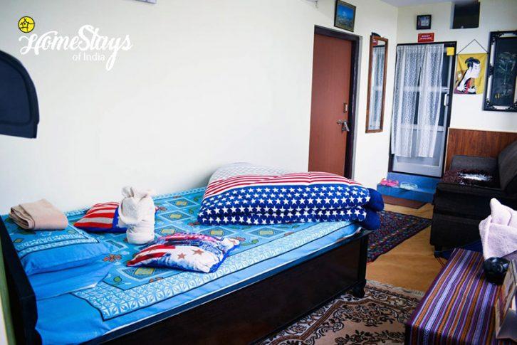 BedRoom3_TungSung Homestay-Darjeeling