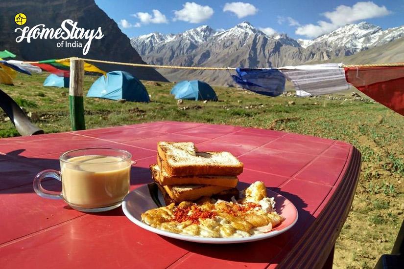 Breakfast_Pangmo-Homestay-Spiti