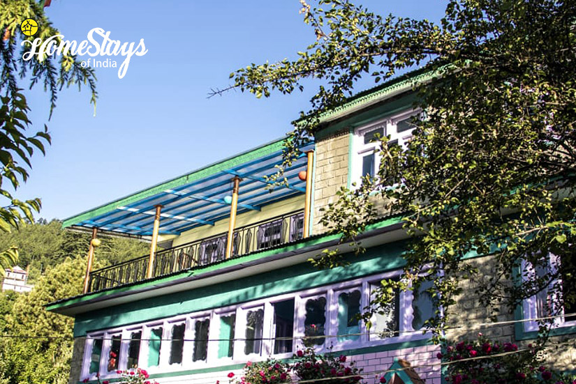 Exterior_Saryo-Homestay-Kalpa