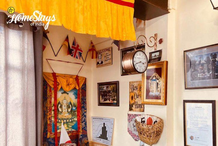 Interior_TungSung Homestay-Darjeeling