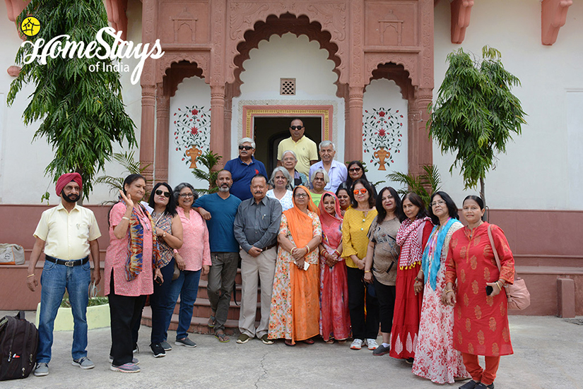 Happy Guest_Lotwara-Heritage-Homestay