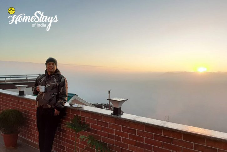 Terrace3_TungSung Homestay-Darjeeling