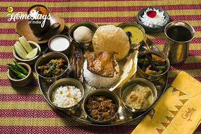 Traditional-Food_Jhargram-Heritage-Homestay