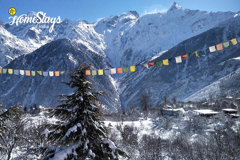 Winter4_Saryo-Homestay-Kalpa