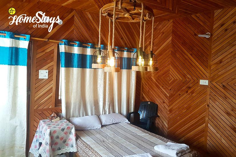 BedRoom3_Gangori Homestay, Uttarkashi