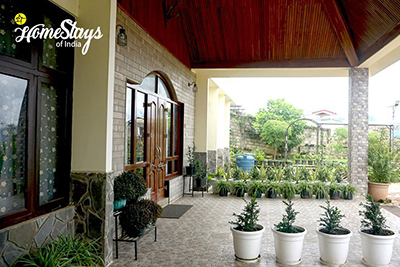 Entrance_Billy-Graham-Homestay-Kohima