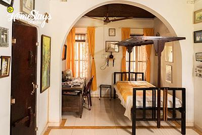 Single-Room_Ponnamvely-Homestay-Cherthala