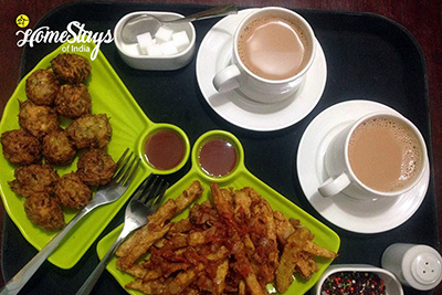 Snacks_Nagarjan Homestay-Dimapur