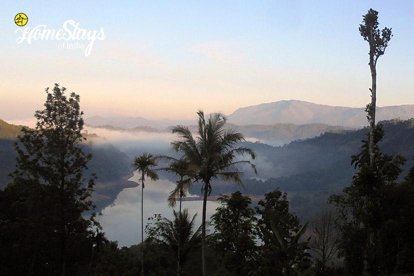 Sunrise_Kalimalli Homestay-Rajakkadu