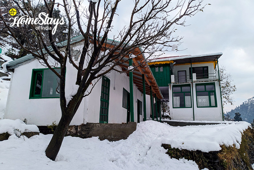 Winter_Bhandal-Homestay-Chamba