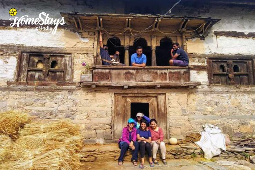Happy Guest2_Raithal Homestay-Uttarkashi