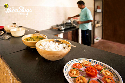 Kitchen2_Parsatola Ecostay-Kanha