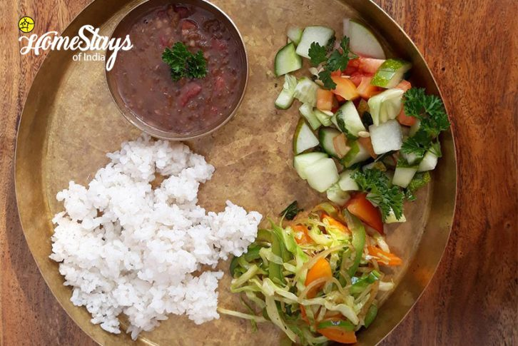 Local Food_Raithal Homestay-Uttarkashi